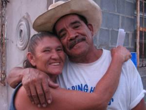 La Senora y el Senor Torres